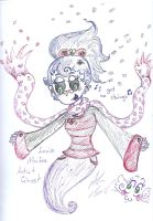 Lady Macfee the ghost by Kittychan2005