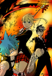 Soul Eater: Epic by LoveAnime321