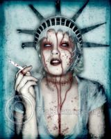 - American Woman by fragilemuse-org
