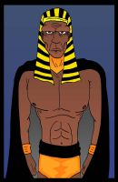Neo Pharaoh by Cattle6 by Lordwormm