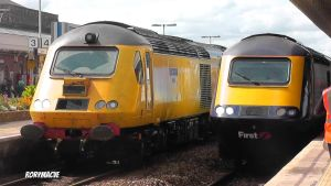 Network Rail 43014 at Taunton by The-Transport-Guild