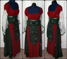 Gown Alterations - Front by Eluinn