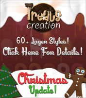Treats Creation Christmas Update! by Xiox231