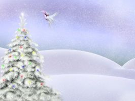 ::Christmas Joy Wallpaper:: by JunkbyJen