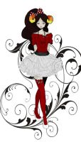 Fashionable Aradia by x1shia664x