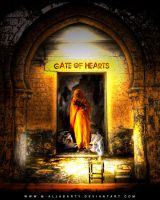 GATE OF HEARTS by M-AlJabarty