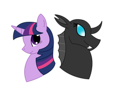 MLP:FIM: Two of a Kind by AvatarRaptor