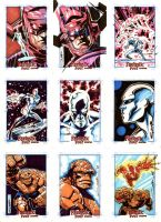Fantastic Four Archives 01 by Cinar