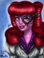 Monster High Operetta Fan art by JamilSC11