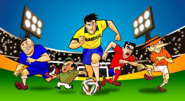 BARDAHL - WORLD CUP 2014 PARTE 2 by DAMiranda