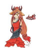 Averill (for Cebe-Chan) by MadHatterGirlx3