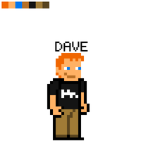 Code Monkeys' Dave by CHAELMI