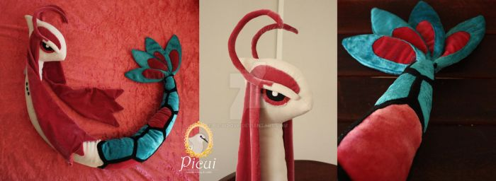 Milotic Plushie by PicuiDove