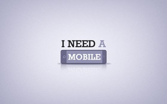 I want a mobile by prkdeviant