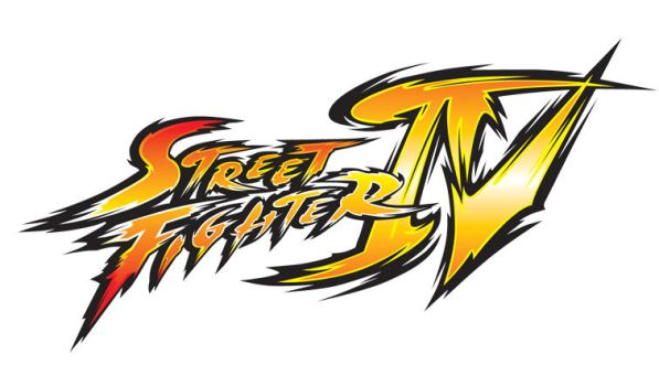 street fighter IV logo by ikono