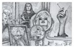 Jessica Lange in American Horror Story by tomasoverbai