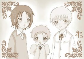 APH - when we were young... by Kyuutchi