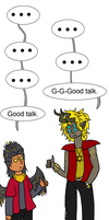 Good Talk by Unknown-Variable