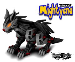 Mightyena - Zoids Concept