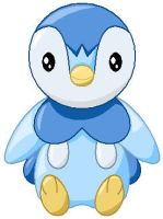 Cute Piplup by Sheiron
