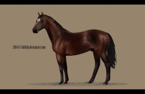 Thoroughbred Commission #6 by Jullelin