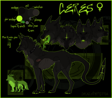 Up-to-date Ceres Ref by NecroticHybrid