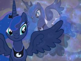 Luna by DixieRarity