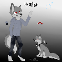 Hunter ref .:2013:. by Letipup