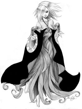 S13 Art - The Lilim. by Endling