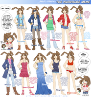 Meme - Bailey's Wardrobe by Ai-Bee