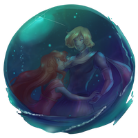 GC: Underwater ball by NeonRemix