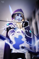 WoW -  Lady Sylvanas by Melali