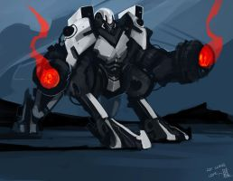 Combat Bot by TheRisingSoul