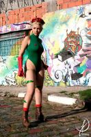 Cammy White - Street Fighter by JuTsukinoOfficial
