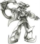 Metal Shark Player - MMX6 by goodsnake