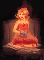 Little Flame by Xaiena