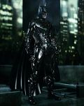 The Dark Knight by Le-Arc-7thHeaven