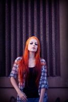 Grunge Girl by Nairon