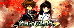 Tales of Hearts Banner by Rarutos