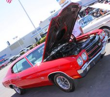 SS 454 Chevelle by StallionDesigns