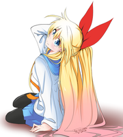 Chitoge by Fervore