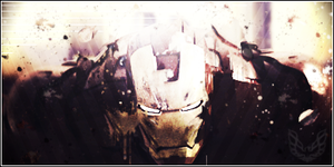 Iron Man Siggy by vanZeben