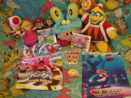 Stuff I Got at KTD MGWT Event at Nintendo World by MarioSimpson1