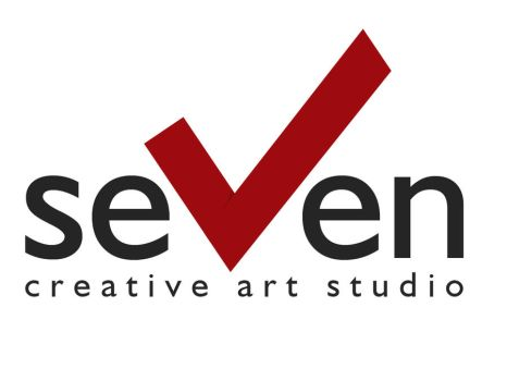 Seven Creative Art Studio Logo by maseja