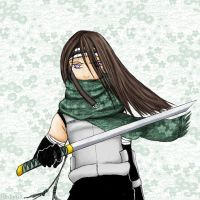 Failed Anbu Neji Attempt by RedlynX