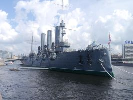 The Cruiser Aurora by Party9999999