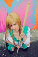 Rei Miyamoto V - Highschool of the DEAD by GloomyElls