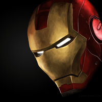 Iron Man by Gellyh