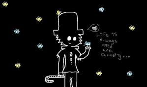 Life Is Filled With Curiosity.... by Newgrounds-People