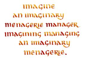 Tongue Twister - Imaginary Menagerie Manager by MShades